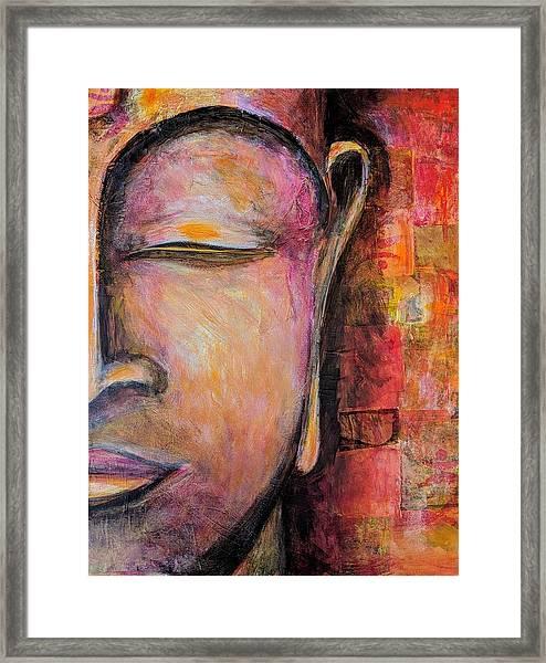 Sacred Silence Framed Print
