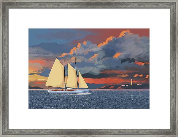 Safe Haven Framed Print