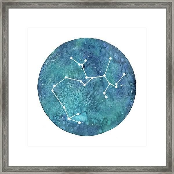 Sagittarius  Framed Print