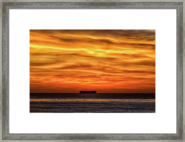 Sailor's Delght Framed Print