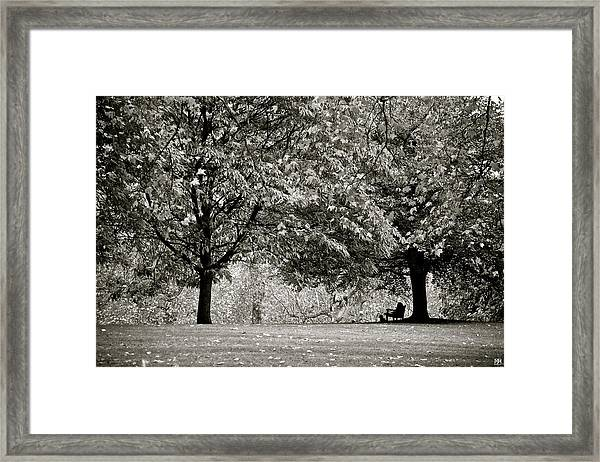 Saint James Repose Framed Print