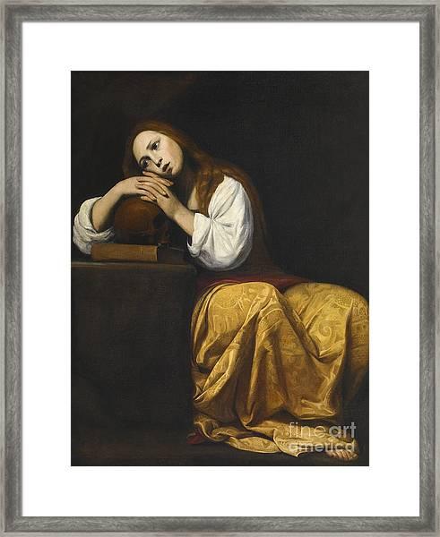 Saint Mary Magdalene Framed Print