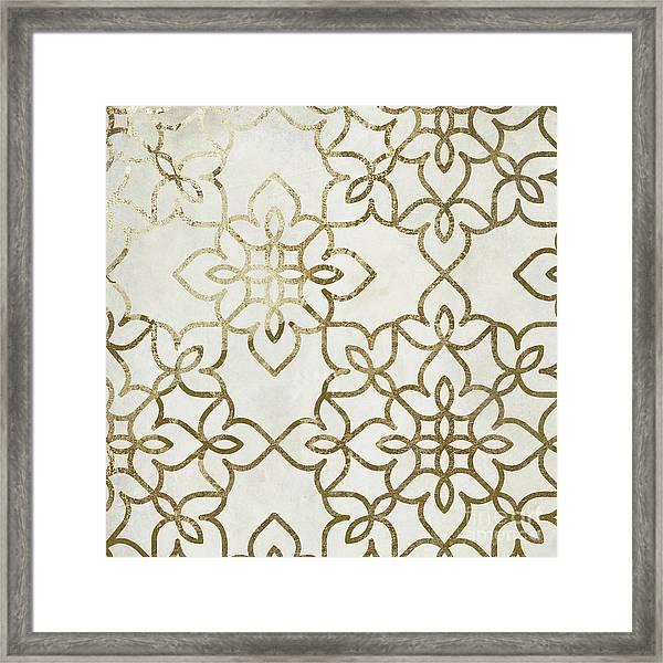 Salima I Framed Print