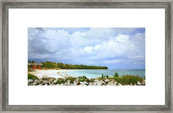 Salt Key Bahamas 1995 Framed Print