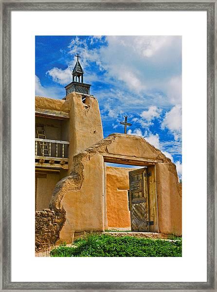 San Jose De Gracia Framed Print