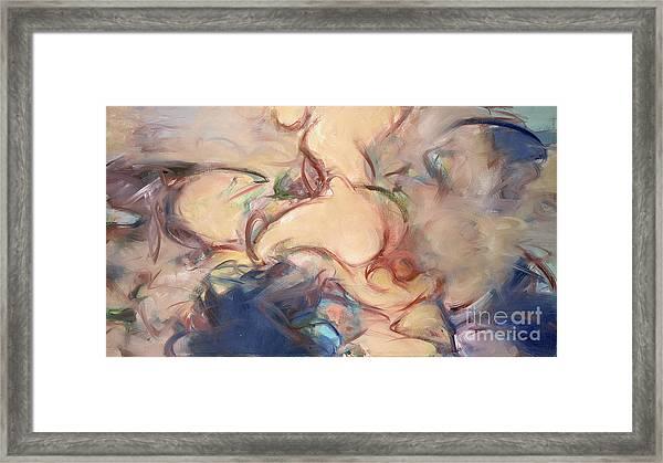 Sanctus V - Salvador Framed Print