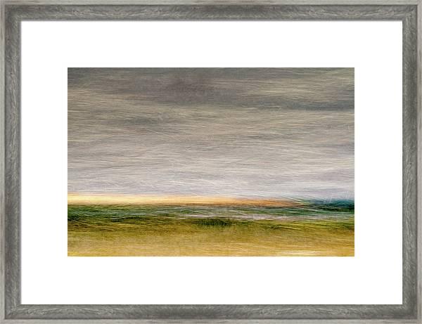 Sandy Neck 4 Framed Print