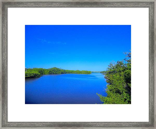 Sanibel Island, Florida Framed Print