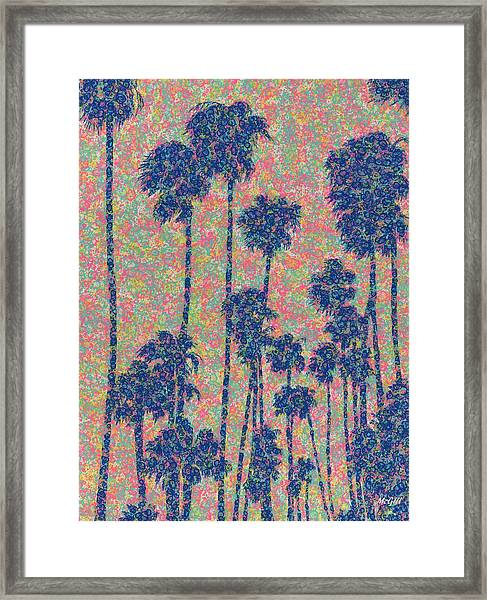 Santa Monica Framed Print