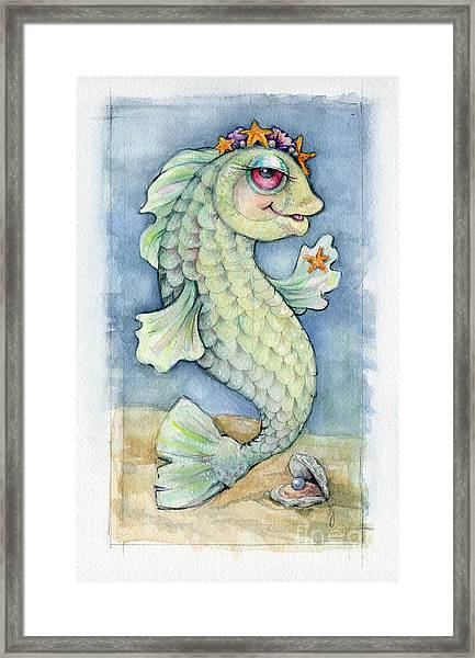 Sarafina Seabling Framed Print