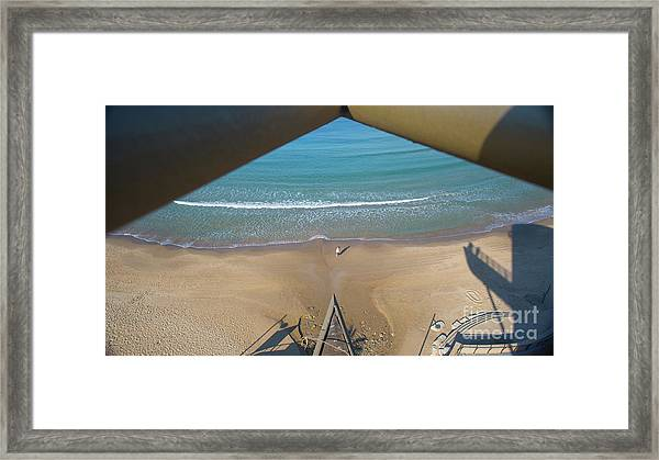 Scapes Of Our Lives #1 Framed Print