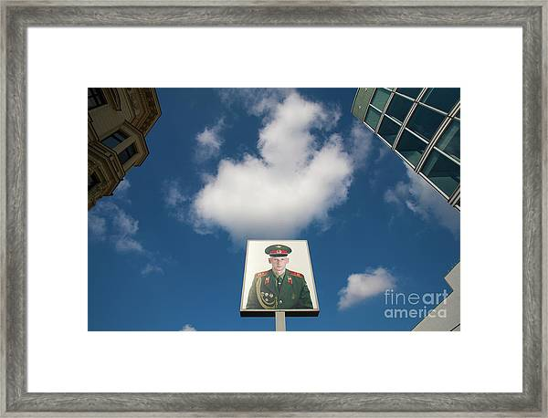 Scapes Of Our Lives #17 Framed Print