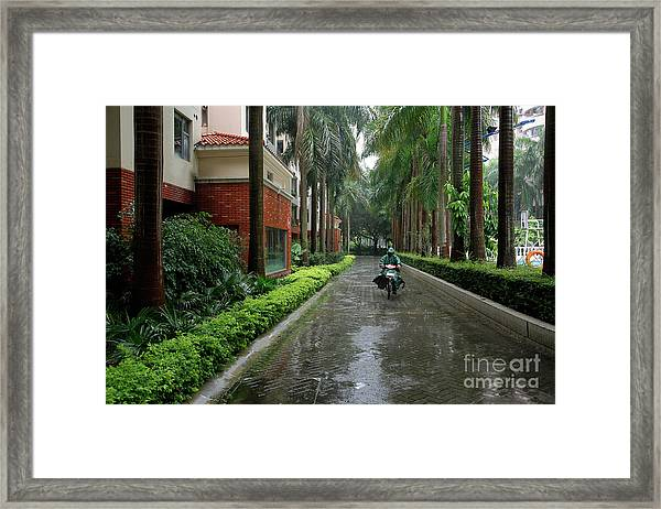 Scapes Of Our Lives #18 Framed Print