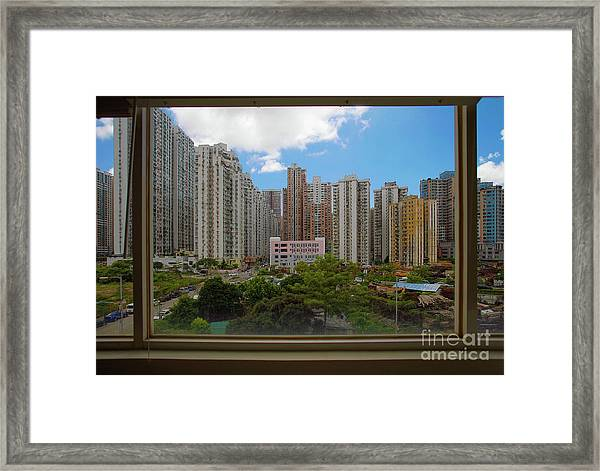 Scapes Of Our Lives #2 Framed Print
