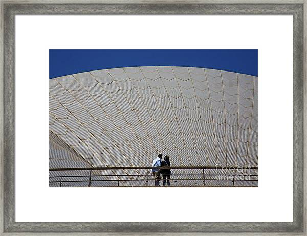 Scapes Of Our Lives #21 Framed Print