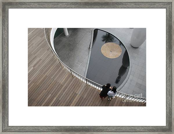 Scapes Of Our Lives #22 Framed Print