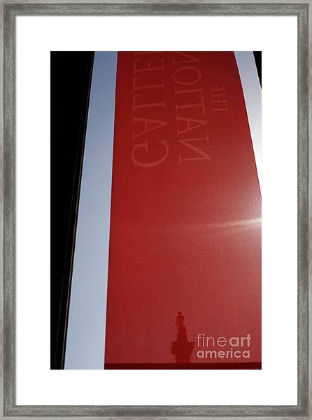 Scapes Of Our Lives #23 Framed Print