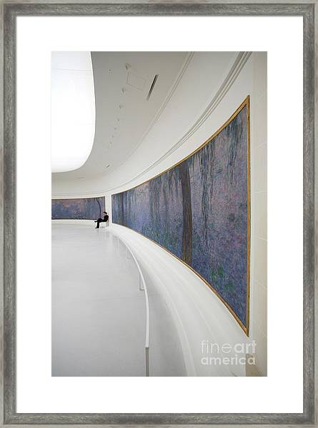 Scapes Of Our Lives #24 Framed Print