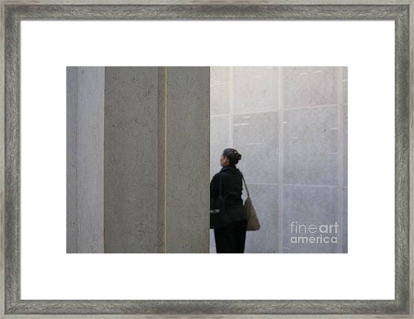 Scapes Of Our Lives #27 Framed Print