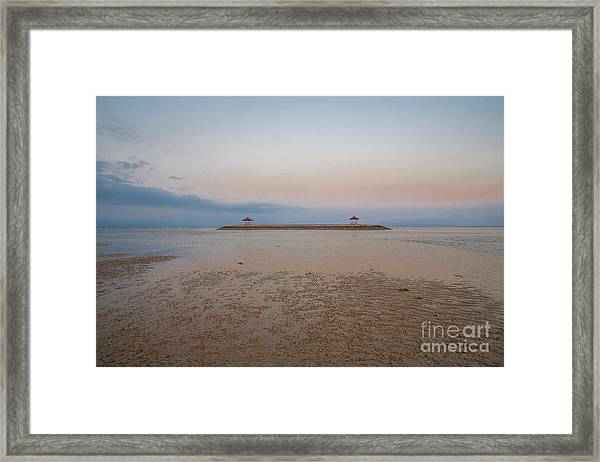 Scapes Of Our Lives #31 Framed Print