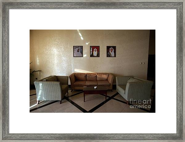 Scapes Of Our Lives #5 Framed Print