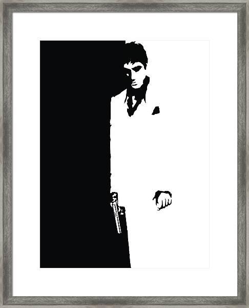 Scarface 1983 Framed Print