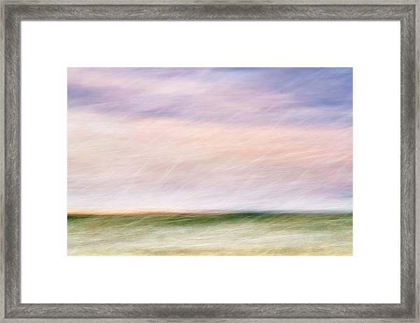 Scent Of Spring Framed Print