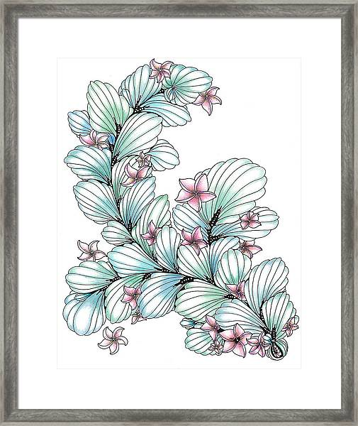 Esperanza Framed Print