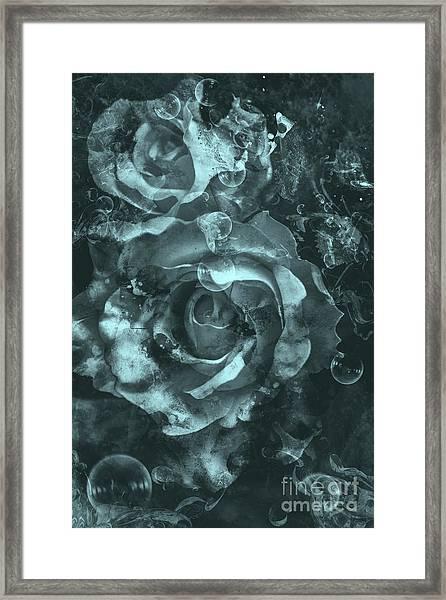 Seas Of Forgotten Framed Print