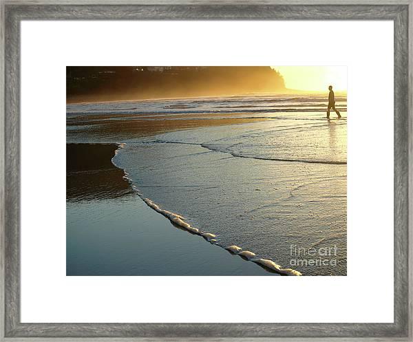 Seasideoregon05 Framed Print