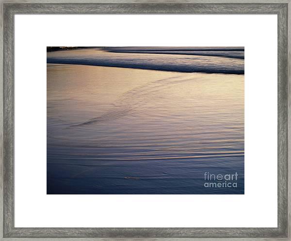 Seasideoregon04 Framed Print