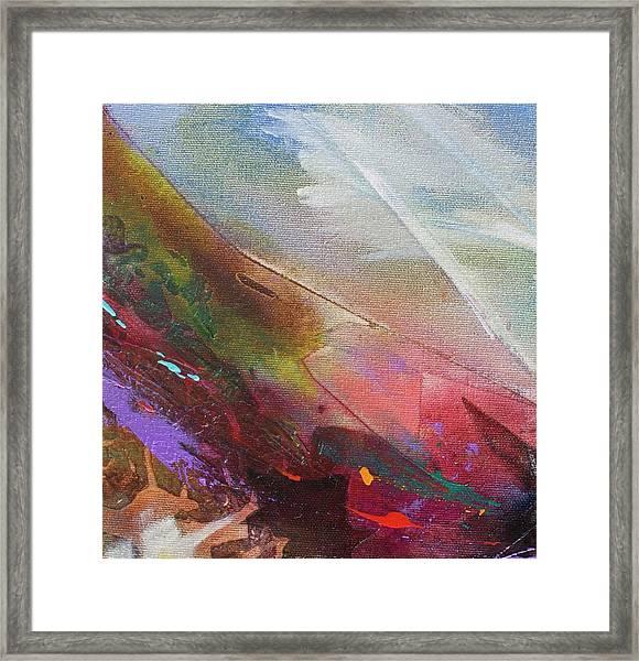 Seaspray Framed Print
