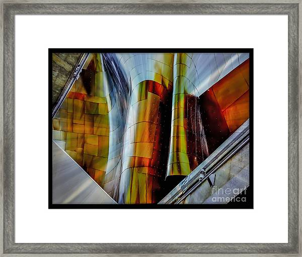 Seattle Style Framed Print by Scott and Amanda Anderson