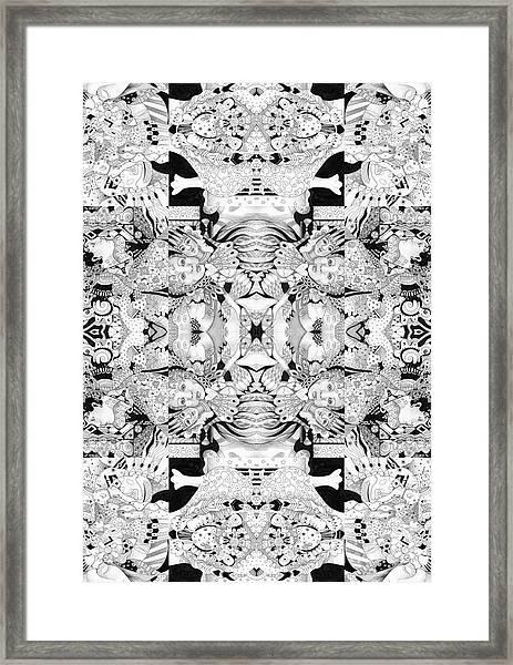 Second Sight 2 Framed Print