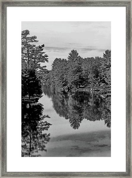 Secret Hideaway Framed Print