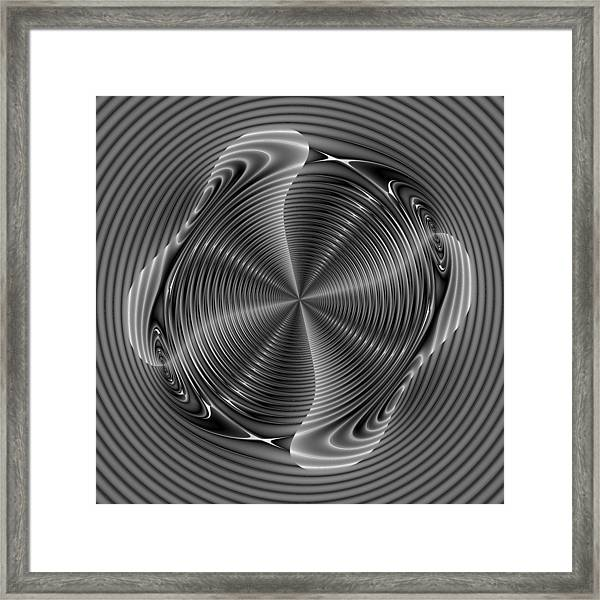 Secretired Framed Print