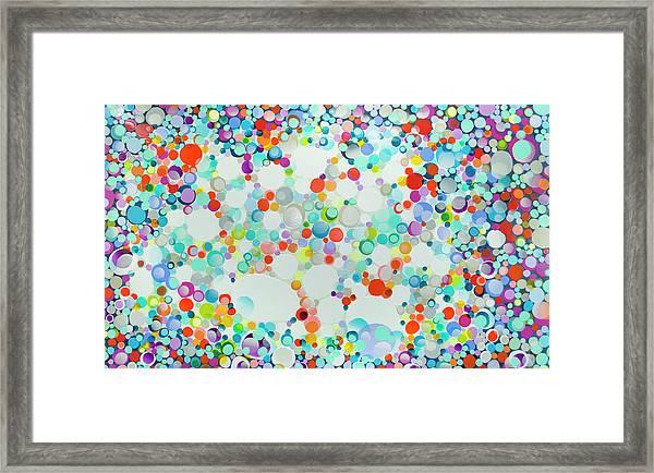 See Through Soul Framed Print