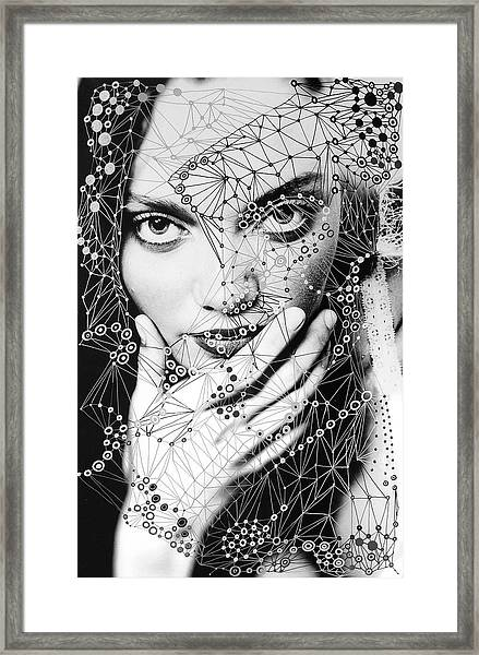 Seeing Yourself From Within Framed Print