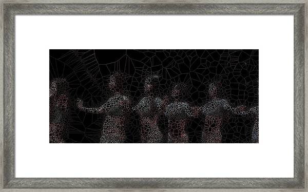 Sequence Framed Print