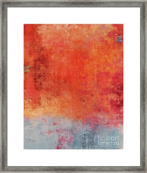 Ser. One #01 Framed Print