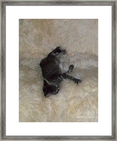 Seventh Heaven Framed Print