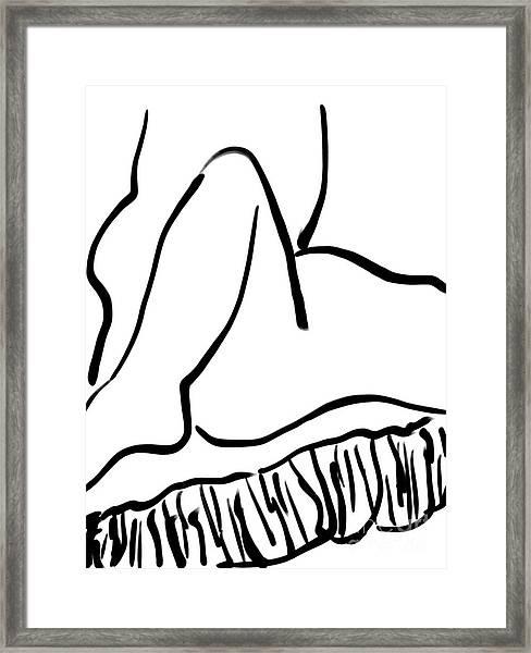 Sex  Framed Print