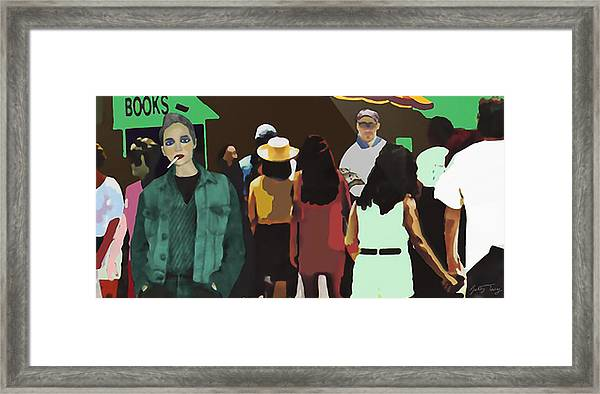 Sexual Indifference Framed Print