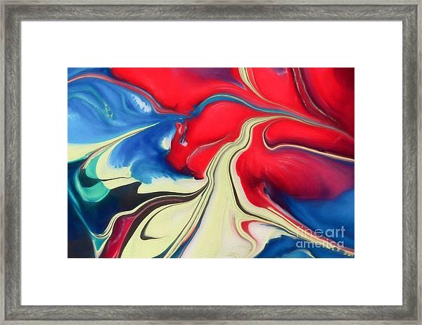 Shasta Framed Print