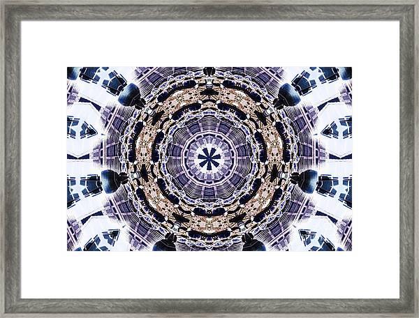 Shatter #1 Framed Print