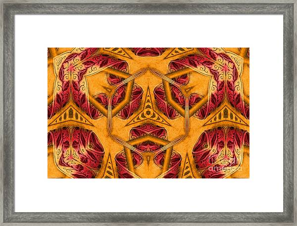 Shatter #4 Framed Print