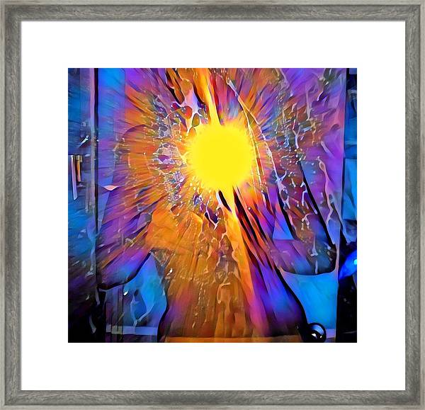 Shattering Perceptions   Framed Print