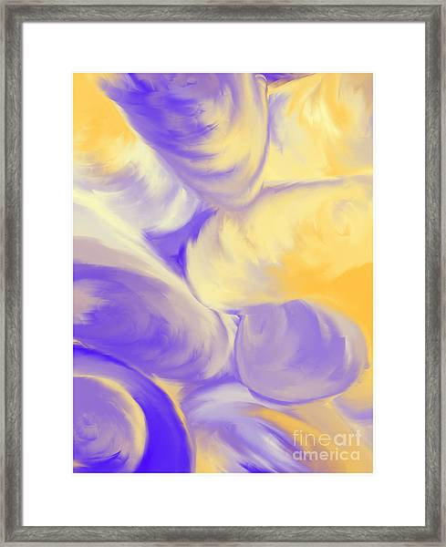 She Sells Sea Shells Framed Print