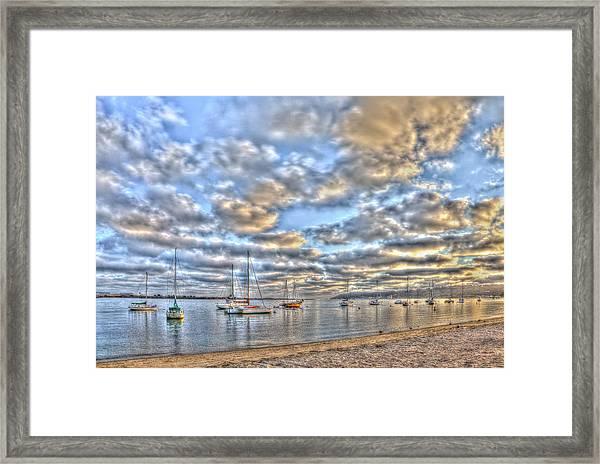 Shelter Island 1 Framed Print