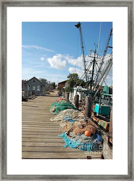 Shelter Island Framed Print